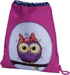 Спортна торба - Sweet owl -