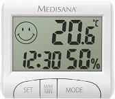 Дигитален стаен термометър с хигрометър - HG 100 - продукт