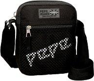 Чанта за рамо - Pepe Jeans: Ren -