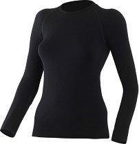 Дамска вълнена термо-блуза - Wara