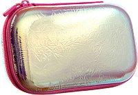 Ученически несесер - кутия - Pink Silver -
