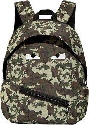 Ученическа раница - Grillz Camouflage -