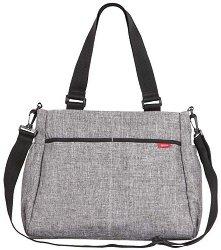 Чанта - QPlay Basic - Аксесоар за детска количка с подложка за преповиване -