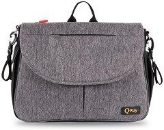 Чанта - QPlay Envelope - Аксесоар за детска количка с подложка за преповиване -