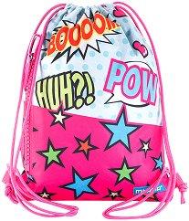 Спортна торба - Pop art -