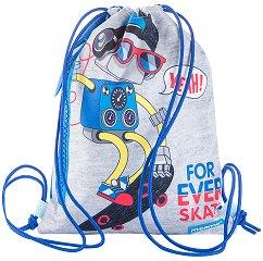 Спортна торба - Robot -