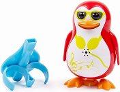 """Пеещ пингвин - Зоуи - Интерактивна играчка от серията """"Digi Penguins"""" - играчка"""