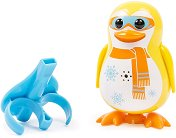 """Пеещ пингвин - Аш - Интерактивна играчка от серията """"Digi Penguins"""" - играчка"""