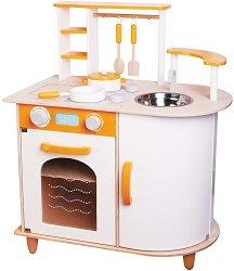 Детска дървена кухня -