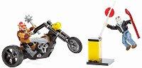 """Нападение с мотор - Бибоп - Детски конструктор от серията """"Костенурките Нинджа"""" -"""