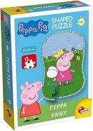 Peppa Pig - Детски пъзел - пъзел