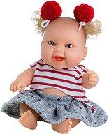 """Кукла бебе - Лучия - От серията """"Paola Reina: Los Peques"""" -"""