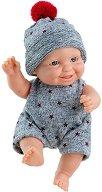 """Кукла бебе - Тео - От серията """"Paola Reina: Los Peques"""" -"""