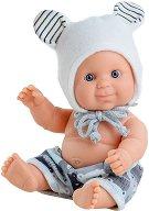 """Кукла бебе - Алдо - От серията """"Paola Reina: Los Peques"""" - играчка"""