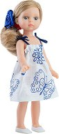 """Кукла Валерия - 21 cm - От серията """"Paola Reina: Mini Amigas"""" - играчка"""