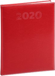 Sherwood: Седмичен календар - бележник 2020 - 20 x 27 cm -