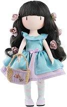 """Кукла - Rosebud - От серията """"Paola Reina: Gorjuss"""" -"""