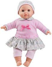 """Кукла бебе - Ейми - От серията """"Paola Reina: Los Manus"""" - играчка"""
