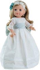 """Кукла Ема с официална рокля - 42 cm - От серията """"Paola Reina: Soy Tu"""" -"""