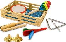 Музикални инструменти - играчка