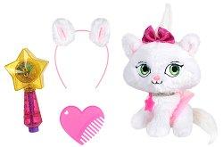 Shimmer Stars - Котето Желирано бонбонче - Комплект с бляскави аксесоари - играчка