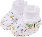 Бебешки буйки - 100% органичен памук -