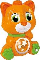 """Емоционално коте - Интерактивна бебешка играчка със звуков ефект от серията """"Baby"""" - играчка"""