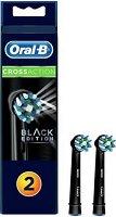 Oral-B Cross Action - Black Edition -
