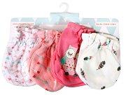 Бебешки ръкавички - Tibby - 100% памук -