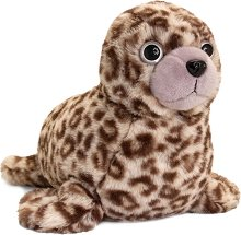 """Тюлен - Плюшена играчка от серията """"Wild"""" -"""