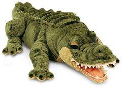 """Крокодил - Плюшена играчка от серията """"Wild"""" -"""
