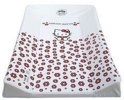 Повивалник с мека основа - Hello Kitty - С размери 50 x 70 cm или 50 x 80 cm -
