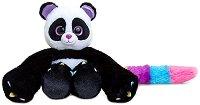 """Пандата Бела - Плюшена играчка от серията """"Hugg'ems"""" - играчка"""