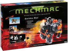 Gorilla Mac - Интерактивна играчка със звукони и светлинни ефекти -