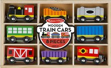 Товарен влак - детски аксесоар