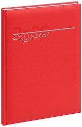 Egadi: Календар - бележник 2020 - 17.3 x 24.5 cm -