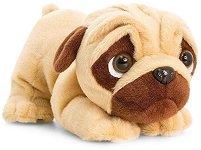 """Мопс - Плюшена играчка със звуков ефект от серията """"Pugsley"""" - играчка"""
