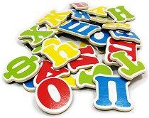 Магнитна българска азбука - играчка
