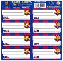 Етикети за тетрадка - Барселона - продукт
