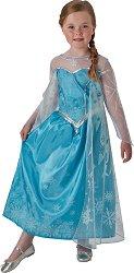 """Парти костюм - Елза - От серията """"Замръзналото кралство"""" -"""
