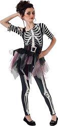 Парти костюм - Скелет балерина -