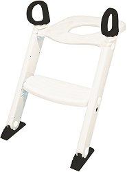 Детски тоалетен адаптер със стълба - Toilet Trainer -