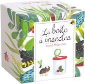 """Контейнер за наблюдение на насекоми и растения - Образователна играчка от серията """"Le Jardin du"""" - играчка"""
