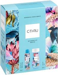 Подаръчен комплект -  C-Thru Wanderlust Dream - Дамски душ гел и дезодорант -