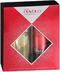 Antonio Banderas Diavolo - Подаръчен комплект за мъже -