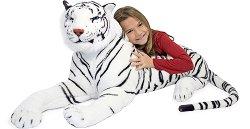 Тигър - Плюшена играчка с дължина 165 cm -