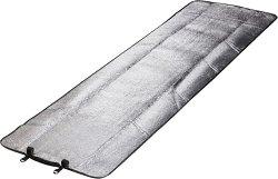 Постелка с алуминиево покритие - Solar Double Matte - С размери 100 / 180 / 0.3 cm