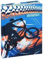 Тефтер с подплатени корици - BMX