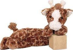 Жираф - Плюшена играчка  с дължина 53.5 cm -
