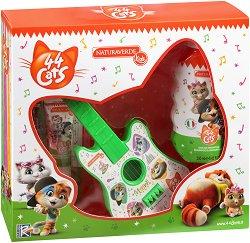 """Детски подаръчен комплект - С козметика от серията """"44 Котки"""" - продукт"""